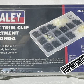 418pc Body Trim Clip Fixings Assortment for Honda