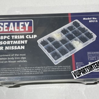408pc Body Trim Clip Fixings Assortment For Fits Nissan