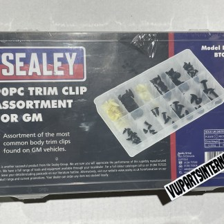 90pc Body Trim Clip Fixings Assortment for GM models